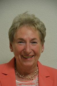 Ingrid Schmidt-Schwabe 1. Vorsitzende Konzeptentwicklung, Projektorganisation, Referentin Senioren und Demenz
